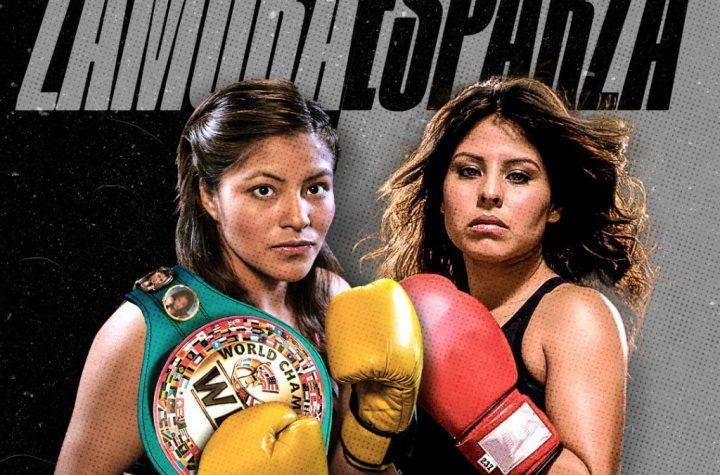 """""""Roca"""" Zamora focused on defending her belt"""