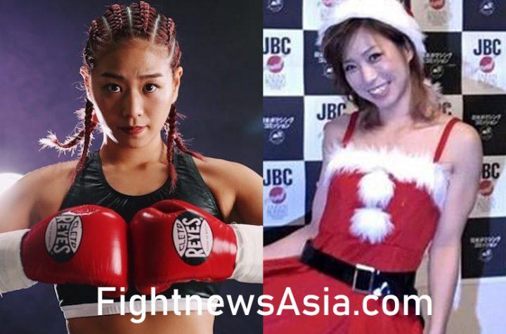 Yuko to fight Mizuki for OPBF female minimumweight