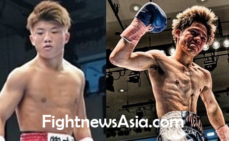 Ginjiro to defend title against Toshiki