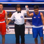 IT WILL BE A REMATCH BETWEEN PH NESTHY PETECIO AND JPN'S SENA IRIE FOR THE GOLD MEDAL BOUT!