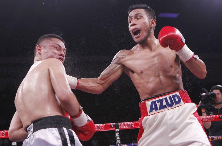 Eduardo Ramirez vacated his WBA Interim Featherweight belt
